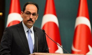 Ибрахим Калън - говорител на турското президентство