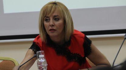 Avokatja e Popullit Maja Manollova