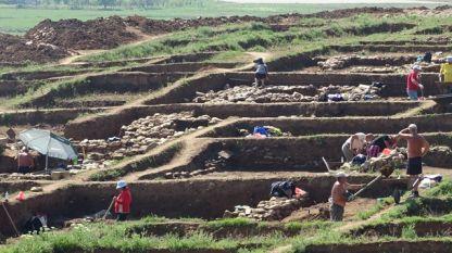 Разкопките край благоевградското село Покровник