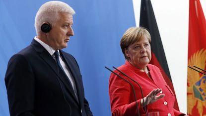 Ангела Меркел направи коментара на пресконференция след среща в Берлин с черногорския премиер Душко Маркович.