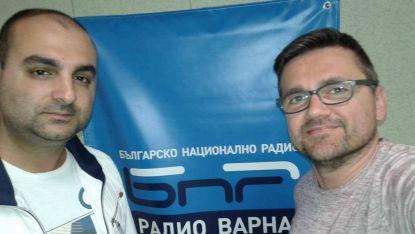 Филип Ферфериев - гост в