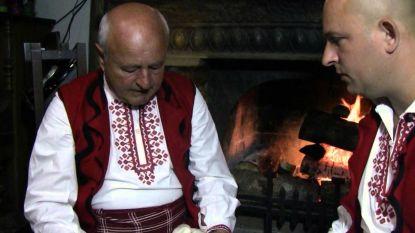 Георги Гоцев и сина му Иван