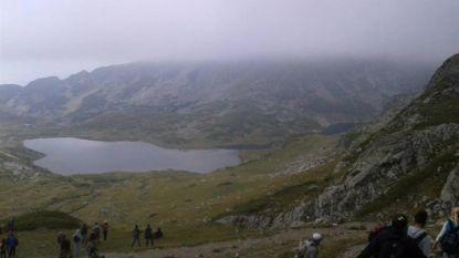 Езерото Близнака в Рила