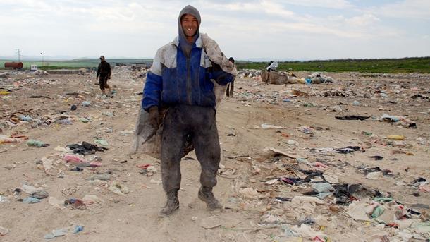 България тепърваще се бори с изхвърлянето на старите електоуреди на общите сметища