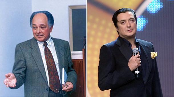 Петър Андрасаров и Васил Петров