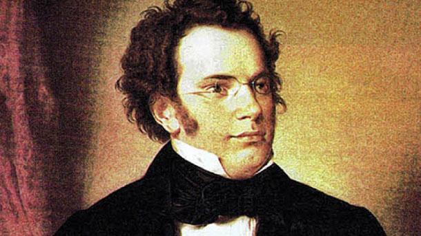 Австрийският композитор Франц Шуберт.