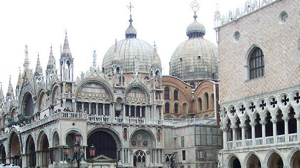 Венеция - любимо място на всички влюбени по света.