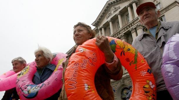 Преди време обещаваха на пенсионерите да ги водят на море, сегашното управление заложи на реформа в пенсионната възраст