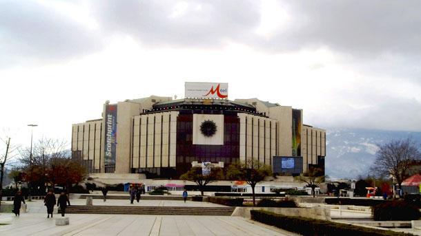 НДК е сърцето и душата на културния живот в столицата.