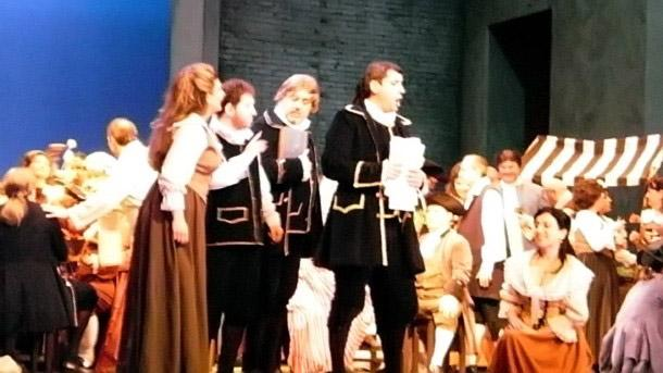 Историята на любовта между красивата Манон и кавалера де Грийо, по едноименния роман на Антоан-Франсоа Прево от 1731 година, оживява на сцената на Софийска опера.