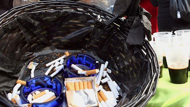 Повишаването на цените на тютюневите изделия не повлиява съществено на пушачите у нас.