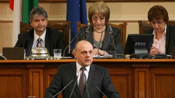 Томислав Дончев – министър по управлението на средствата от ЕС, обяви, че от него не бива да се очакват предложения за революционни промени.