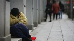 Die Armut hat in Bulgarien besorgniserregenden Umfang angenommen.