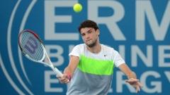 Grigor Dimitrov ist der erste bulgarische Tennisspieler im Finale eines ATP-Turniers.