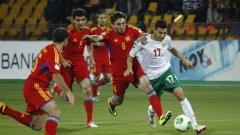 In seinem vorletzten Gruppenspiel verlor Bulgarienin Armenien nach zwei Platzverweisen mit 1:2.
