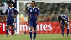 Die Franzosen haben in 180 WM-Minuten kein einziges Tor geschossen und nur einen Punkt geholt.
