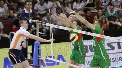 Der Block war neben dem starken Aufschlag der bulgarischen Volleyball-Herren die stärkste Waffe gegen die Holländer in beiden Heimspielen am Wochenendein der Weltliga.