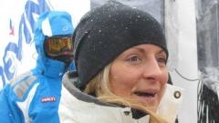 Alexandra Schekowa und die Norwegerin Helene Olafsen haben den Snowboard-Teamstart in Telluride, USA gewonnen.
