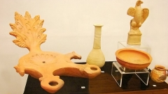 Αντικείμενα από τη Ρωμαϊκή εποχή της Φιλλιπούπολης