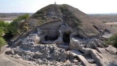 Ερείπια από προϊστορική πόλη ηλικίας 6500 ετώνστην περιοχή της σημερινής πόλης Προβάντια
