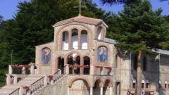 Η εκκλησία στην τοποθεσία Κραστόβα γκορά