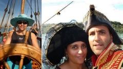 Η Ντιάνα και ο σύζυγός της αγαπούν τα ταξίδια
