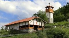 Ο ναός της Αγίας Παρασκευής