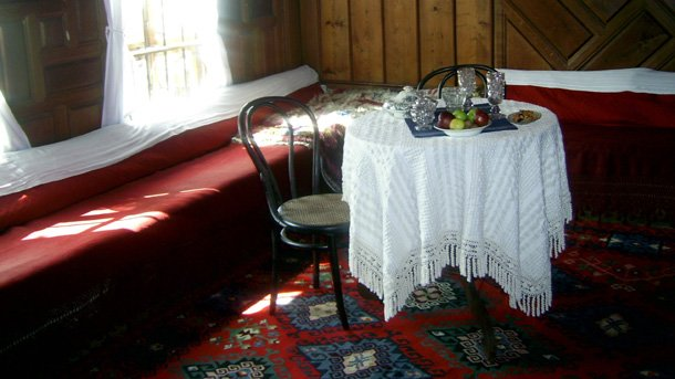 The tradition of carpet weaving in Bulgaria