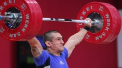 Ivan Markov snatched the silver at the World Weightlifting Championship in Poland