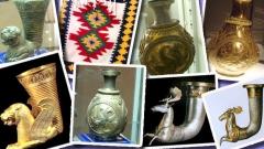 Ha sido encontrada una inesperada similitud entre los ritones pérsicos y sus famosos análogos tracios en las actuales tierras búlgaras, entre otras cosas.