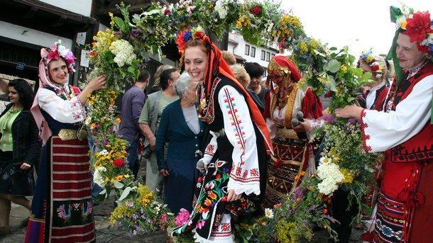 фолклор празник