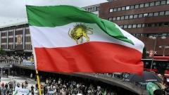Иран флаг