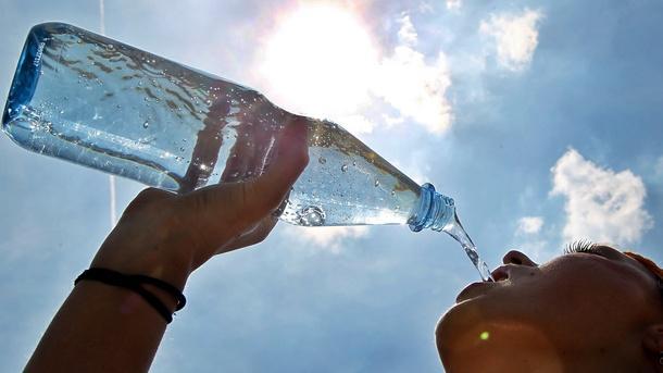 вода здраве лято жега