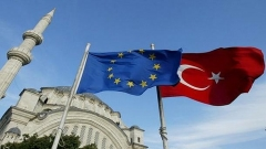 Турция ЕС флаг