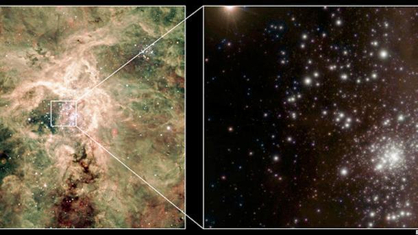 звезди космос
