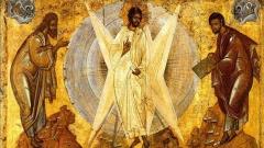 Преображение Господне, икона на Теофан Грек