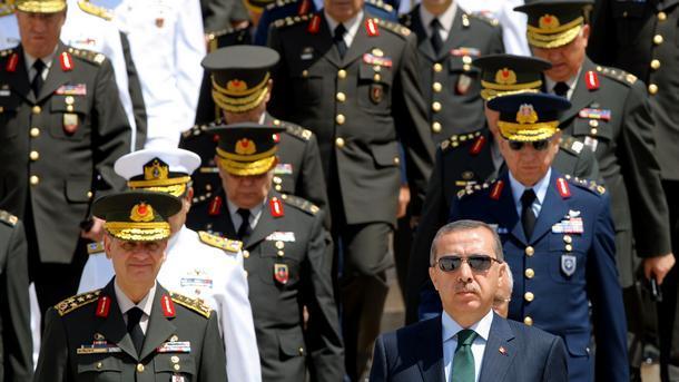 Генералният щаб на турската армия минава на подчинение на министъра