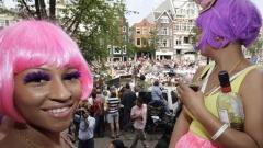 Холандия Амстердам гей