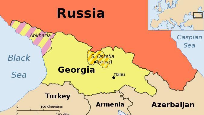 Абхазия и Южна Осетия