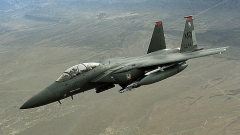изтребител САЩ боен самолет