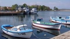 море лодки