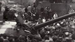 Прага Варшавски договор войски