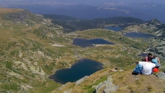 Седете рилски езера планина Рила