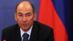 Премиерът на Словения Янез Янша