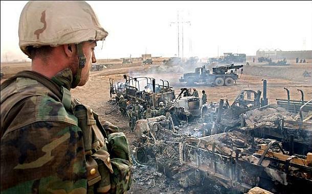 Ирак война