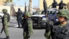 Мексико полиция