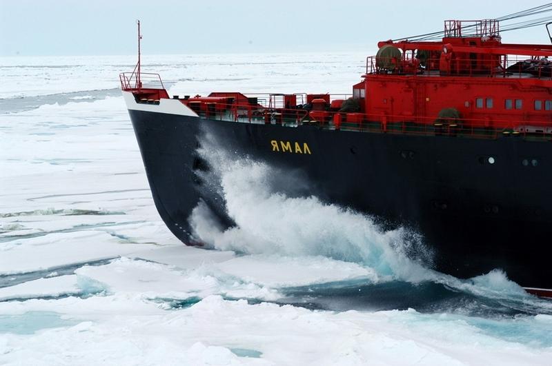 Русия възнамерява да построи своя първи ледоразбивач, задвижван с втечнен