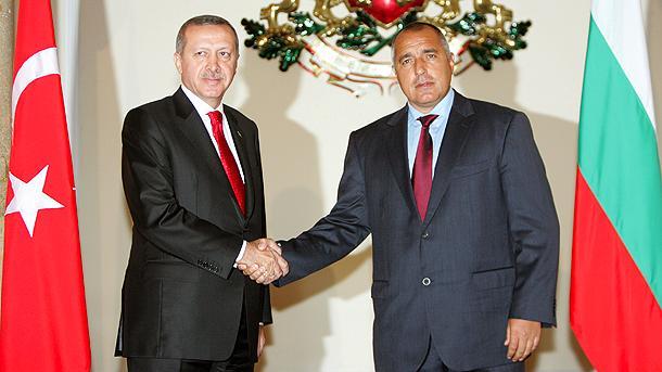 В телефонен разговор премиерът Бойко Борисов и президентът на Турция