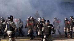 гей парад Белград сблъсъци