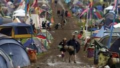 """Фестивалът """"Гластънбъри"""""""